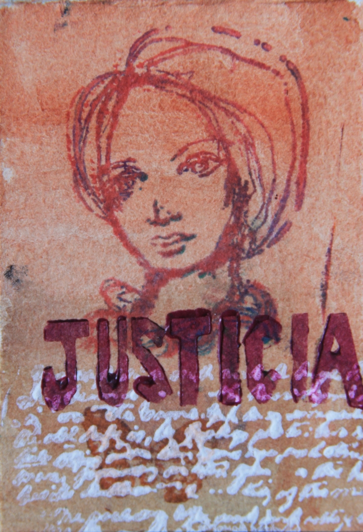 Justica = Cry for Justice